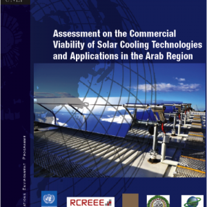 Techno-economic study on solar cooling in 18 arab countries